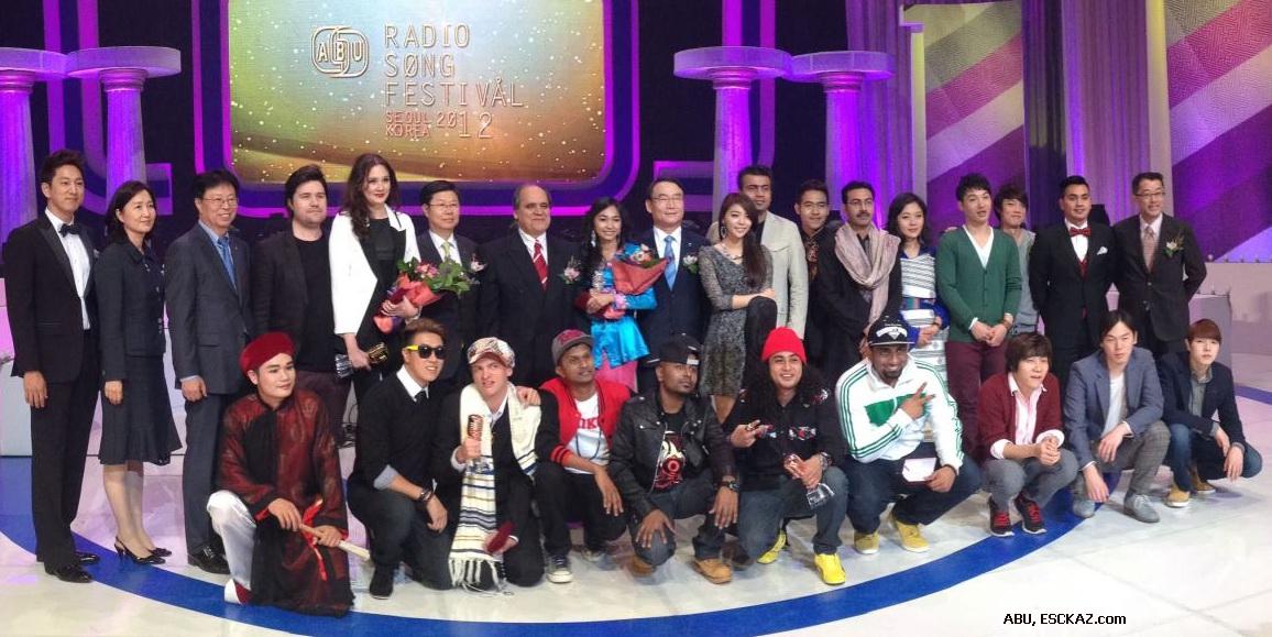 ABU TV Song Festival 2014