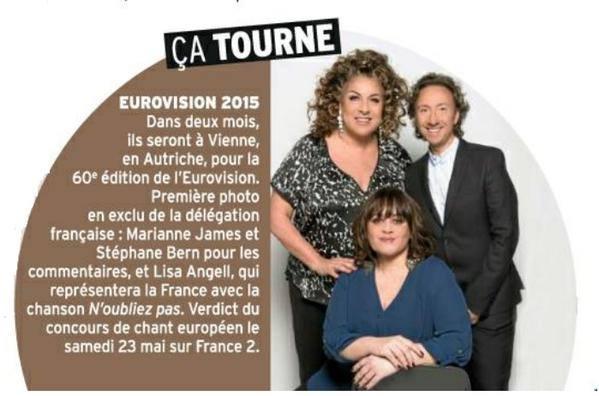 chanson eurovision 2016