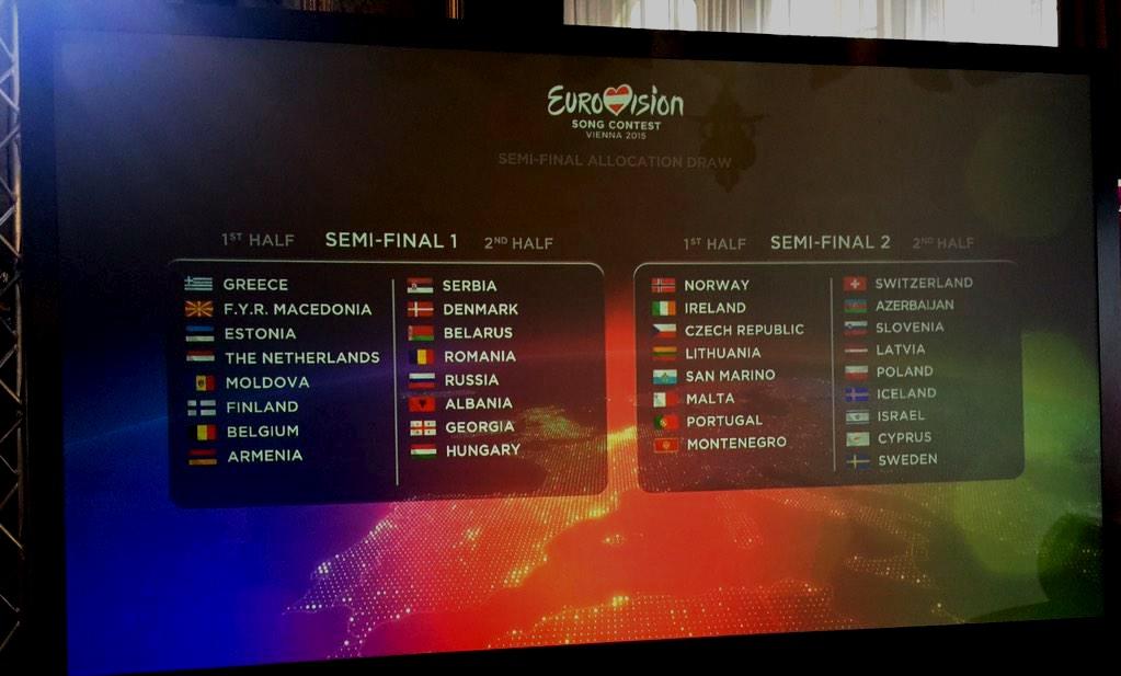 ESCKAZ - Eurovision 2015 - News Archive / Архив новостей