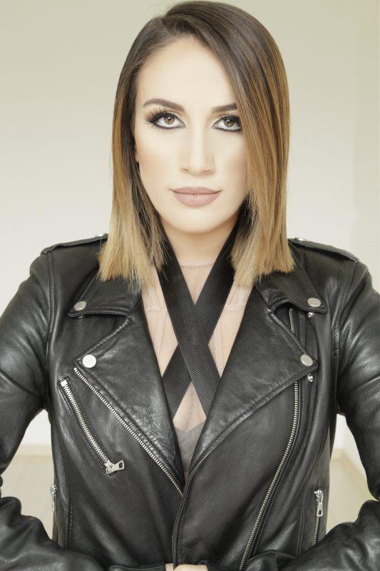 Представительница Албании рассказывает о том, что ее цель в международном  конкурсе прежде всего
