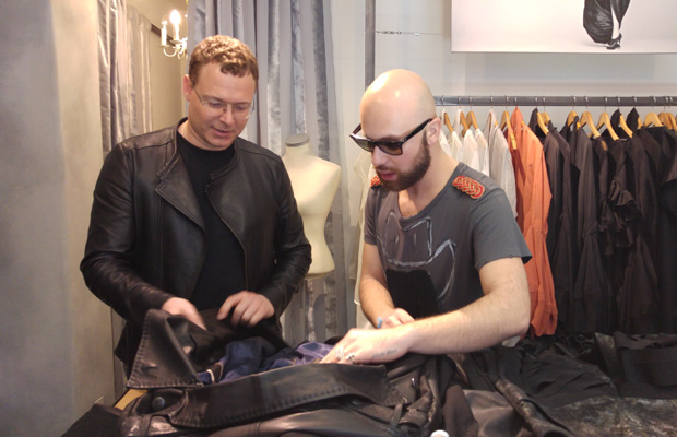 b73c089f0175 ... today in the fashion studio of the famous Bosnian designer Selma  Starfinger. Tom Rebl will design outfits that will consistently follow the  story and ...