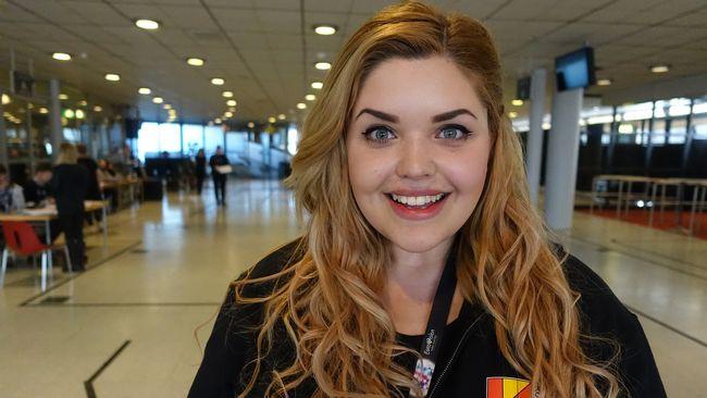 Finland: Isabella Larm