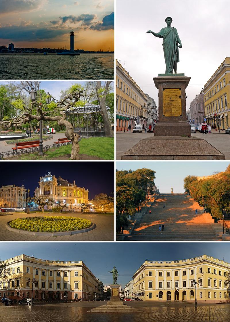 Фото: Natanaval, Haidamac, Posterrr, Brizhnichenko, J budissin, Alex Levitsky & Dmitry Shamatazhi, Wikimedia.org