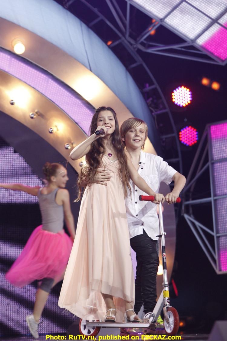 Natalia Gulkina gathered at Eurovision Song Contest with a new song Sokol 02/11/2013 99