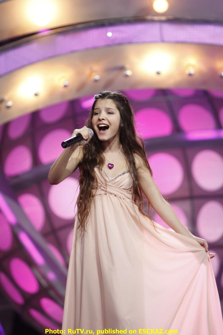 Natalia Gulkina gathered at Eurovision Song Contest with a new song Sokol 02/11/2013 84