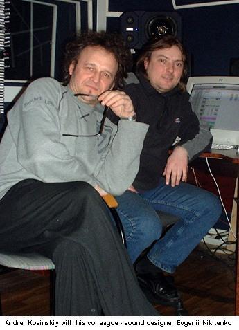 Andrei Kosinsky and Evgenii Nikitenko